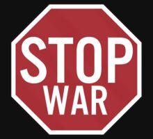 Stop War by fysham