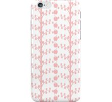 Seamless Apple Pattern iPhone Case/Skin