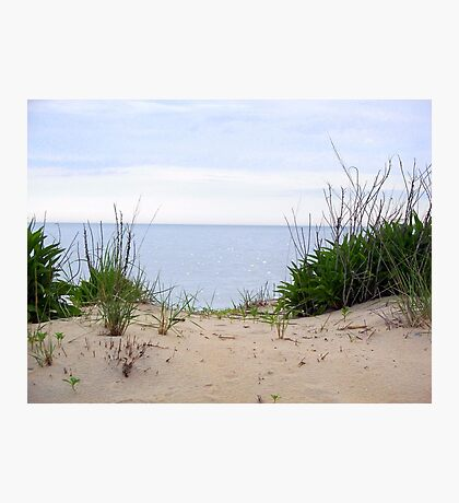 Just Over the Dune Photographic Print