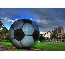 Soccer 2010 Photographic Print