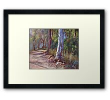 'Winding Back No. 2'  Framed Print