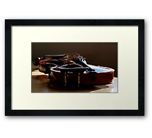 SOUND OF THE MUSIC Framed Print