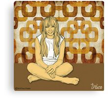 Brown Paper Packages Canvas Print