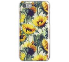 Sunflowers Forever iPhone Case/Skin