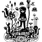 INKIMAN  by Exit  Man