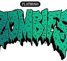 Flatbush Zombies by yahyahyeet