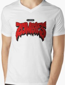 Flatbush Zombies  Mens V-Neck T-Shirt