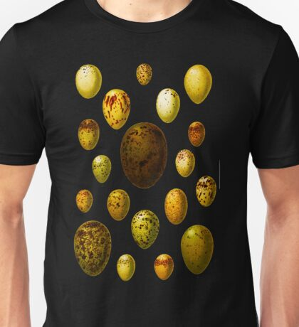 Lovely colorful wild egg collection Unisex T-Shirt