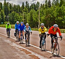 85 miles down, 26 to go--today by Bryan D. Spellman