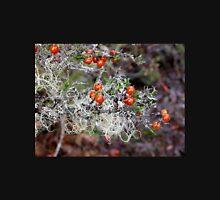 White Lichen and Shining Coprosma, Cradle Mountain, Tasmania, Australia. Unisex T-Shirt