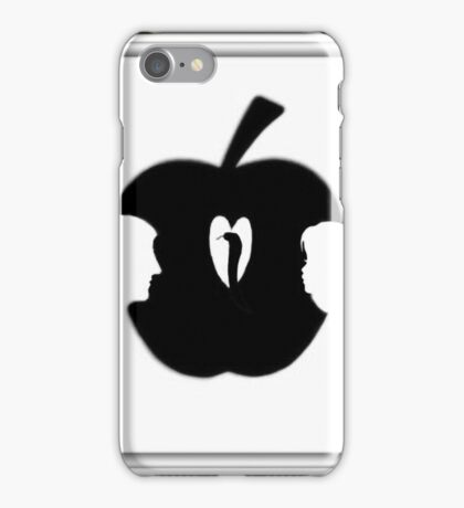 FORBIDDEN--TEMPTATION...ADAM & EVE--APPLE--SERPENT.-JOURNAL-.PICTURE-PILLOW-TOTE BAG-CELL PHONE COVERS ECT. iPhone Case/Skin