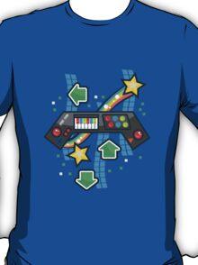 Arcade Keyboard T-Shirt