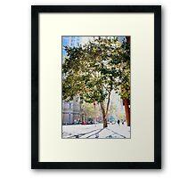 Aura.. Framed Print