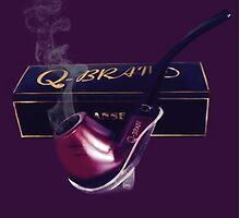 OH THE TASTE AND AROMA..TOBACCO SMOKING PIPE...PILLOW-TOTE BAG,PICTURE,CARD,PHONE SKINS,TABLET SKINS ECT... by ✿✿ Bonita ✿✿ ђєℓℓσ