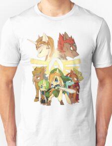 The legend of zelda (mlp) T-Shirt