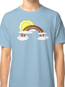 Chocolate Bacon Rainbow Classic T-Shirt