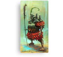Chubby Knight  Canvas Print