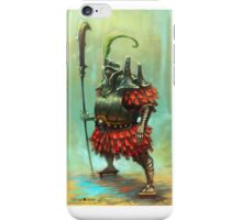 Chubby Knight  iPhone Case/Skin