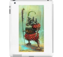 Chubby Knight  iPad Case/Skin