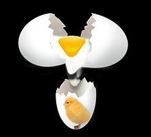 GIVE A CHICK A BREAK..EGG PICTURE,POSTERS,PRINTS ECT.. by ✿✿ Bonita ✿✿ ђєℓℓσ