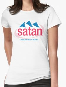 holy water Womens Fitted T-Shirt