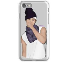 B.I Fan Art 2.0 iPhone Case/Skin