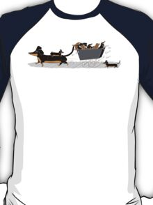 Sausage Dog Express T-Shirt
