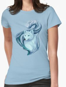 Spirit of Water and Ice Womens Fitted T-Shirt