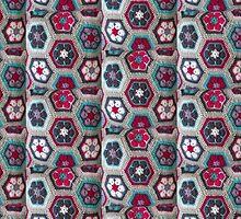 Crochet Kaleidoscope ... by Wightstitches
