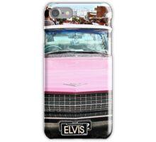 Elvis ride iPhone Case/Skin