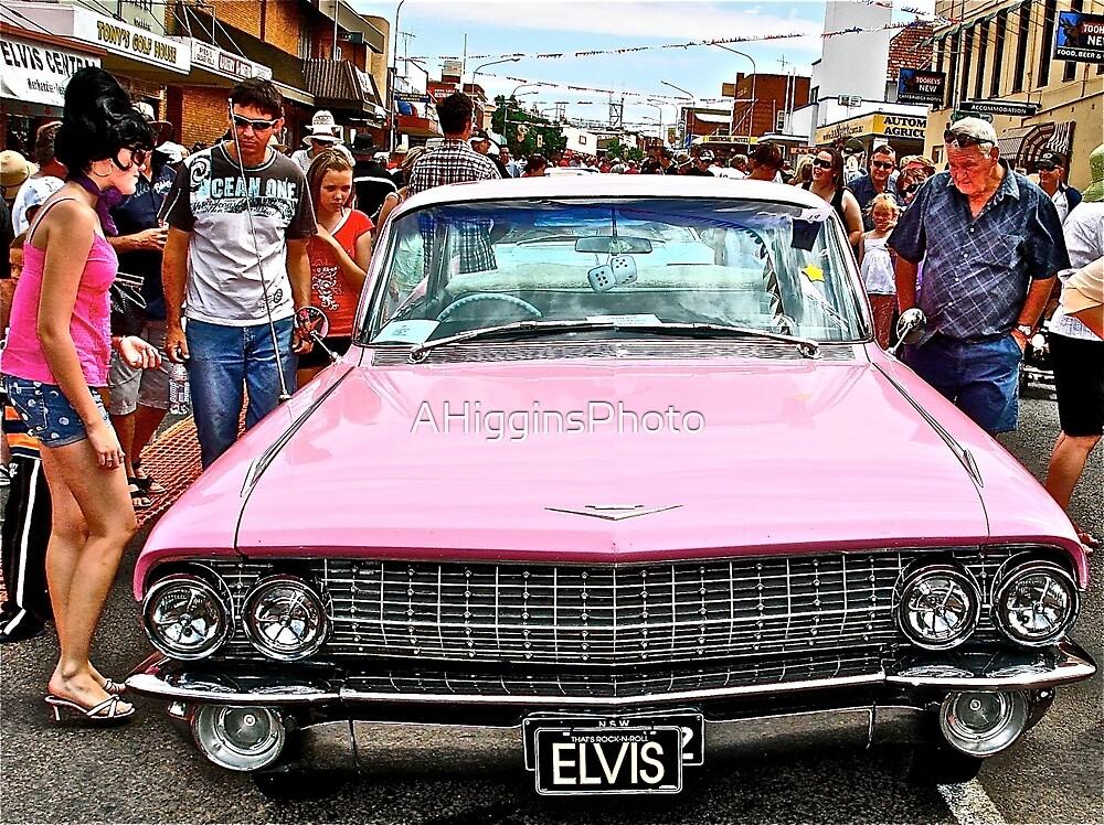 Elvis ride by AHigginsPhoto