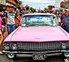 Elvis ride by AHigginsPhoto