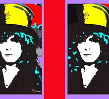 Marc Bolan-Tall Hat 2 by Wightstitches