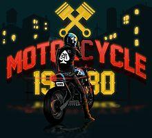 Motorcycle by Bishok