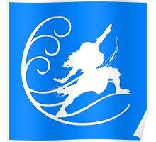 Waterbending - A Avatar shirt Poster