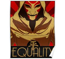 Amon : Fight for equality Poster