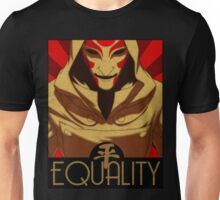 Amon : Fight for equality Unisex T-Shirt