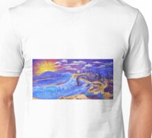 "Number 11 ""Wave"" Unisex T-Shirt"