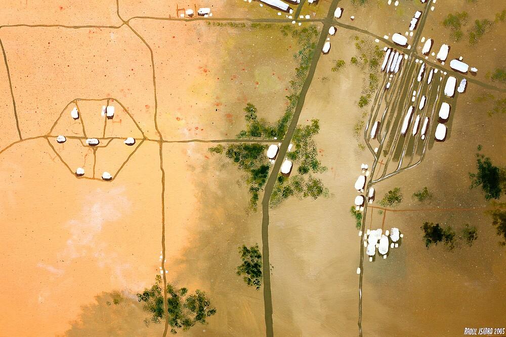 """Weapons Of Mass Destruction – The Bunkers Of Al Qa Qaa"" Quadrant 2 by Raoul Isidro"