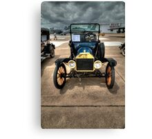 Model T at Warbird Show Canvas Print