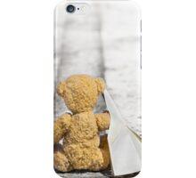 Travel Bug Bear / Bon Voyage iPhone Case/Skin