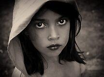 portrait of a girl by Rebecca Tun