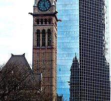 Clock Tower by Growell