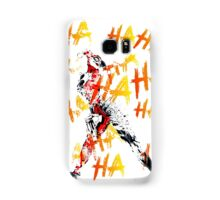 Just laugh with her Samsung Galaxy Case/Skin