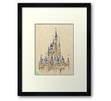 Some Day My Prince Will Come Framed Print