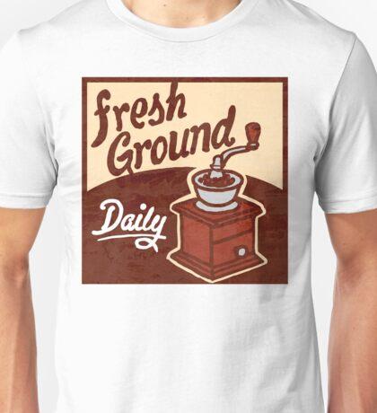 Fresh Ground Unisex T-Shirt