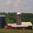 the Hannaville Farm by Geno Rugh