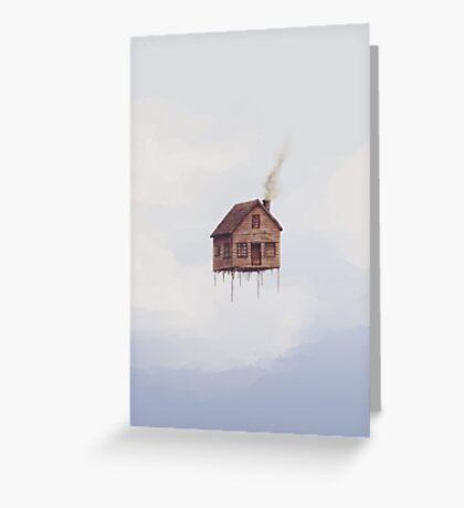 Lofty Skies Greeting Card
