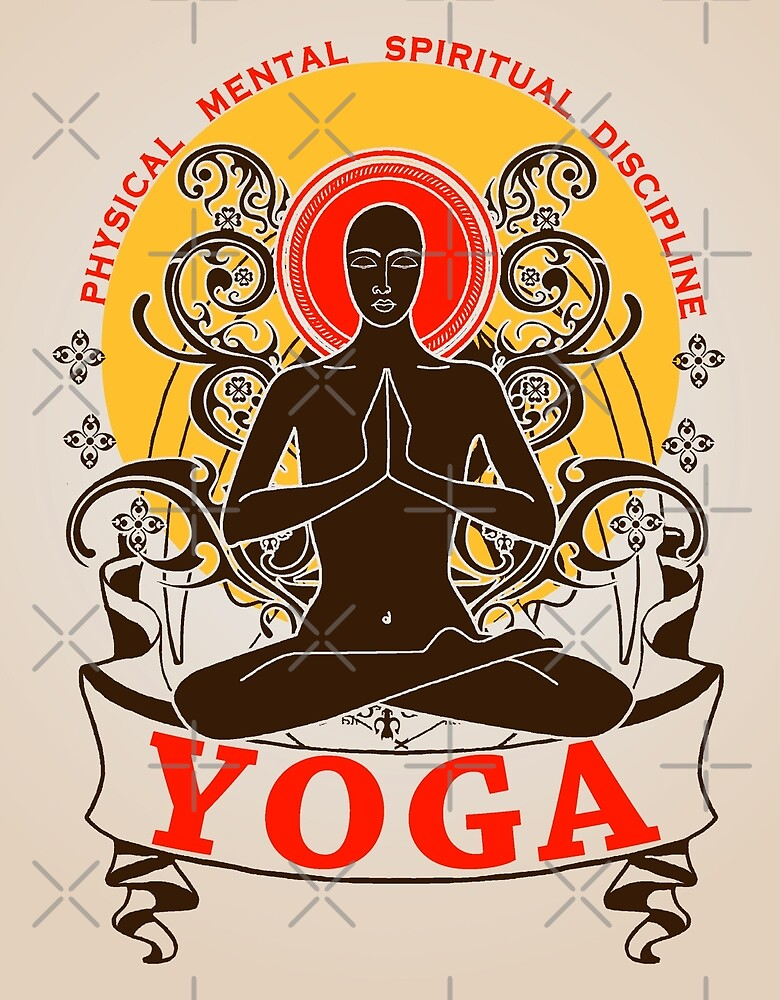 Yoga : Physical Mental Spiritual Discipline  by ramanandr