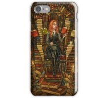 The Word Witch iPhone Case/Skin